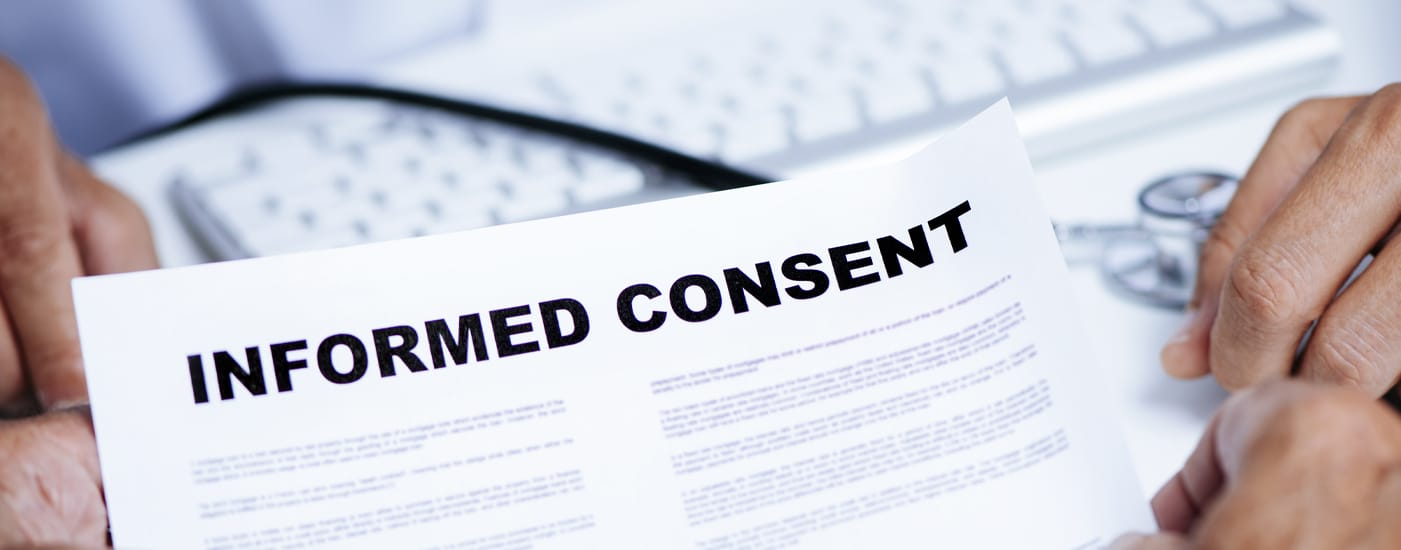 California Lack of Informed Consent Medical Malpractice Claims